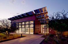 City of Phoenix Neighborhood Resource Center by Marlene Imirzian & Associates