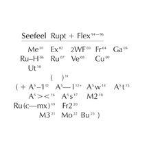 Rupt And Flex 1994 96 Seefeel Album