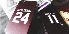 Teen Wolf iPhone Cases!
