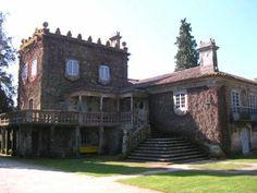 PAZO S. XVIII,Reboreda  - Pontevedra
