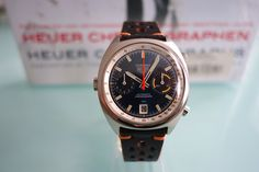 The Heuer Vintagethread! - WatchForum - Page 10