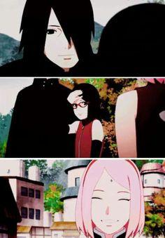 Anime Naruto, Naruto And Sasuke, Kakashi, Naruto Shippuden, Sasuke Uchiha Sakura Haruno, Sakura And Sasuke, Naruto Family, Boruto Naruto Next Generations, Naruhina