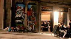 Porto Graffiti-  Ribeira - Casta