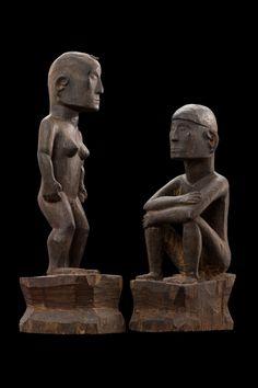 Rice Gods Filipino Art, Indigenous Art, Tribal Art, Statues, Philippines, Rice, Carving, God, Gallery