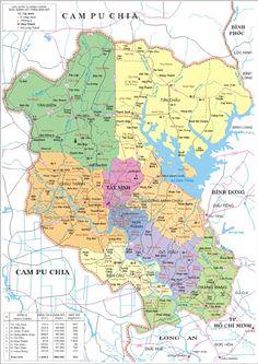 (tayninhnay) - Tổng quan tỉnh Tây Ninh