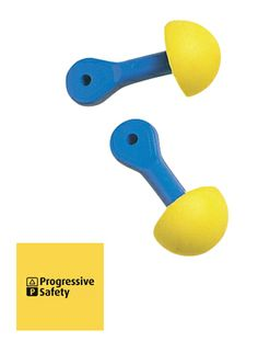 E.A.R EXPRESS UNCORDED PACK 100 - Eliminated hygiene problems with its soft pliable insertion grip, washable, re-usable, expands to fit any ear canal size. - www.psf.co.uk Ear Protection