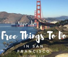 Fun Things To Do in San Francisco For Free