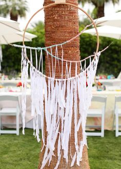 DIY dream catcher | Photos by Birds of a Feather | 100 Layer Cake