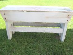 Farmer's bench