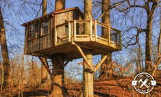 Treehouse using recl