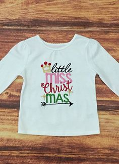 Red Text White, 18 Months T-Shirt Romper Festive Threads Unisex Baby Babys First Christmas