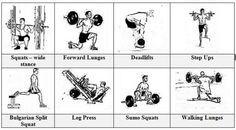 workout programs for men - Google Search