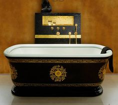 Art Deco Bathtub
