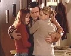 Willow, Buffy, and Xander