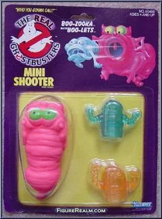 Kenner The Real Ghostbusters Series Mini Shooter 1986 90s Toys, Retro Toys, Vintage Toys, Ghostbusters Toys, The Real Ghostbusters, Summer Activities For Kids, Summer Kids, Kenner Toys, 80 Cartoons