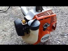(152) Stihl FS55 cold start krovinorez - YouTube Leaf Blower, Outdoor Power Equipment, Science, Cold, Facebook, Youtube, Garden Tools, Youtubers, Youtube Movies