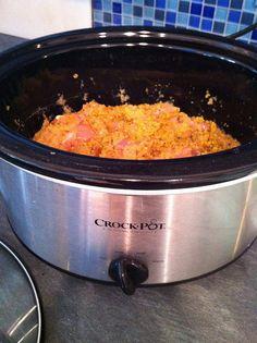 Crock Pot Chicken Vindaloo - from The Indian Slow Cooker