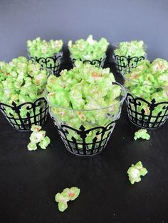 Paranormal Popcorn - Our Favorite #Halloween Recipes from Pinterest!