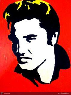 elvis presley artwork | Elvis-Presley-...THE-KING-OF-ROCK-AND-ROLL-85008.jpg