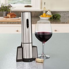"""Waring Pro Professional Quality Electric Wine Opener """"got this for a gift.. luv it"""" recommend it!"""