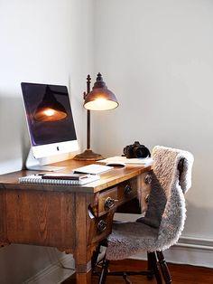 Inspiración Deco: Estilo nórdico en madera y negro