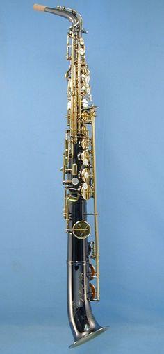 Alto Saxophone - Saxello body style. https://www.youtube.com/watch?v=mfZ28Wn8ssc