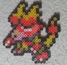Pokemon #126 - Magmar by CrimsonBalmung