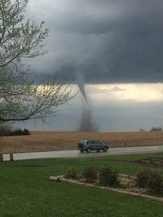 Community - Tornado