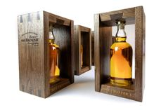 Custom wooden boxes luxury packaging whisky box uk