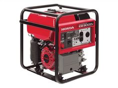 Honda Generator 2013 EB3000c Power Equipment
