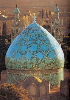 Iran again (Shah Nematollah Vali Shrine)