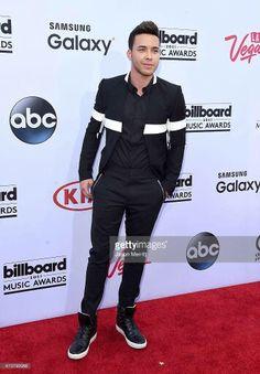 Prince Royce at the 2015 Billboard Music Awards