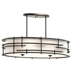 Buy the Kichler Olde Bronze Direct. Shop for the Kichler Olde Bronze Tremba Indoor Chandelier with Oval Fabric Shade and save. Cool Lighting, Pendant Lighting, Drum Pendant, Oval Pendant, Light Pendant, Table Lighting, Modern Lighting, Lighting Ideas, Track Lighting