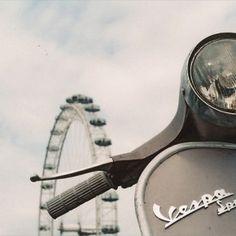 Feel the Amore   Paul Hart's Vespa Photography
