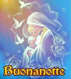 201 Fantastiche Immagini Su Buonanotte Con Gesu E Maria Nel