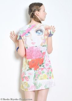 ベルサイユのばら×グラニフ、コラボでTシャツ&ワンピース発売の写真8