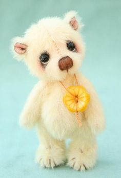 artist bears - miniature bears by jane mogford - pipkins bears