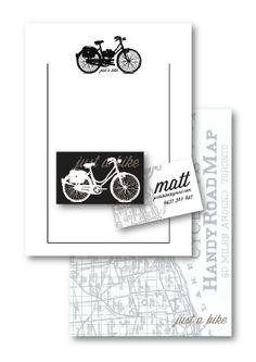 Just A Bike branded set