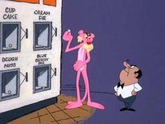 The Pink Panther Show Episode 19 Pink Plunk Plink Youtube Pink Panthers Panther Cartoon