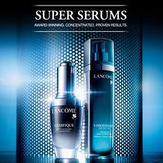 Super Serums the perfect partners for younger looking skin