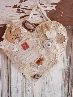 scraping craft, memory keeper. buttons, baubles and lace.