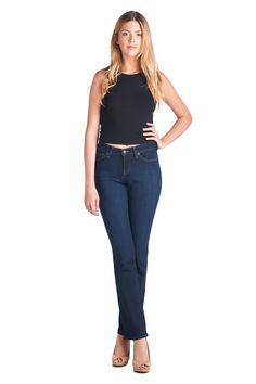 Parkers Jeans - Dark Denim Bootcut #bootcut #denim #jeans #spring #lookbook