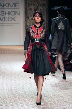 ritu kumar lakme fashion week 2013 Indian Fashion Salwar 0e263d021746a