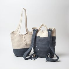 korbtasche & rucksack - sommer-must-haves! Austria, Bucket Bag, Germany, Tote Bag, Bags, Design, Fashion, Dime Bags, Summer