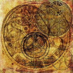 Steampunk artwork
