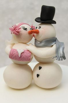 love snowmen @Mary Powers Powers Powers Harper