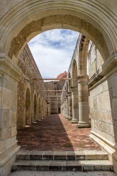 Ex convento de Santiago Apostol, Mexico, by Liliana Saeb on 500px | Permission: CC BY 3.0 http://creativecommons.org/licenses/by/3.0/deed.en_US