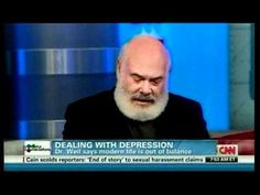 Dealing with depression, Dr. Andrew Weil's first TV interview on his personal diagnosis. Weil says modern life is out of balance. Wellness Plan, Wellness Fitness, Health And Wellness, Health Tips, Health Care, Dr Andrew Weil, Dealing With Depression, First Tv, Good Doctor