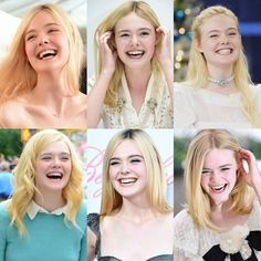 Ellie Fanning, Fanning Sisters, Dakota And Elle Fanning, Beauty Inside, My Beauty, Attractive Girls, Celebs, Celebrities, Face And Body