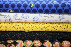 Nancy Drew Fabric Bundle for a Quilt